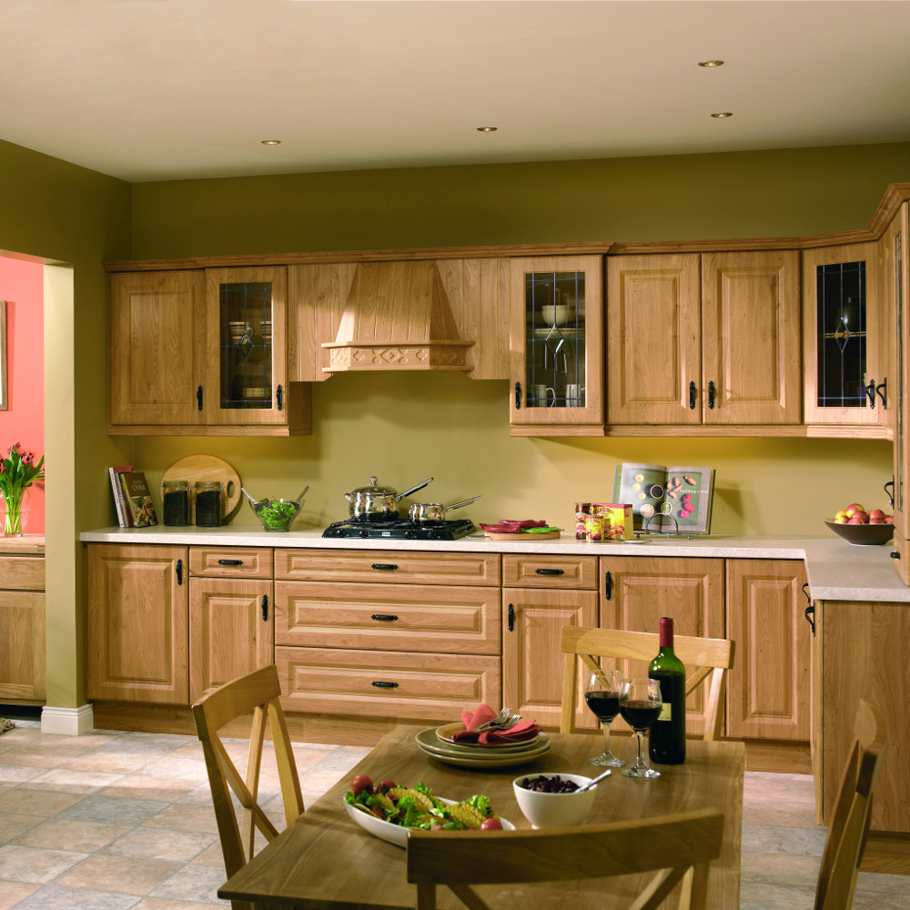 Traditional kitchens kitchens direct ni for Traditional kitchens ireland