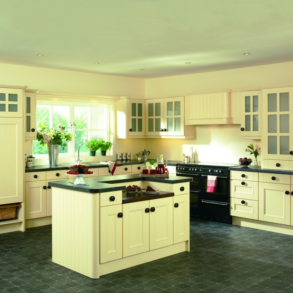 Vienna cream ash kitchens direct ni for Traditional kitchens ireland