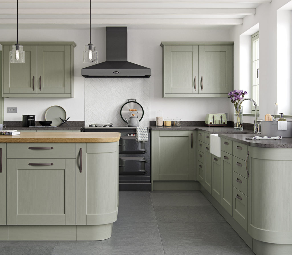 Pictures Of Green Kitchens: Kitchens Direct NI