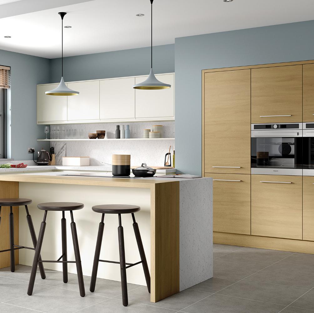 Modern Kitchen: Kitchens Direct NI